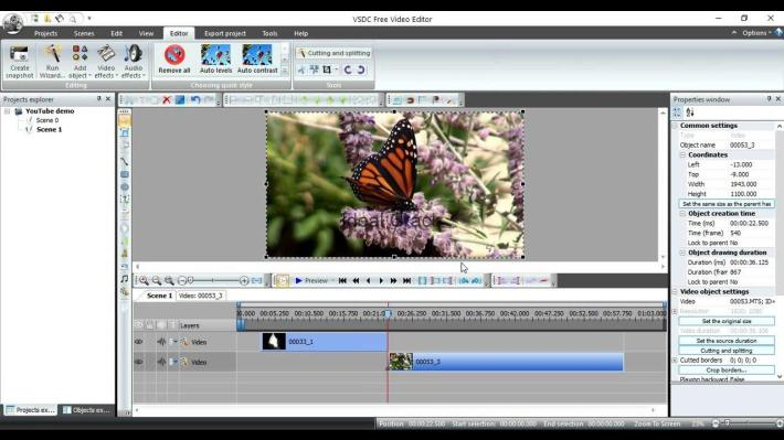 Download VSDC Free Video Editor 6.3.9.50 Product With Crack Key Free