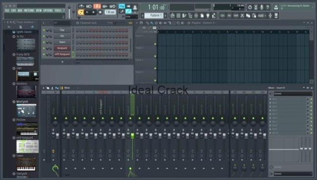 FL Studio20.5.0 Build 1142 Crack With License Key Download 2019