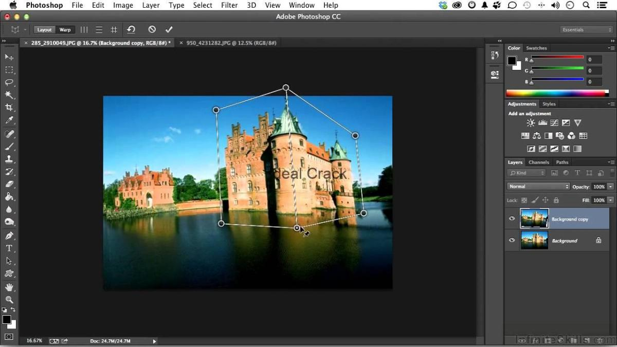 Adobe Photoshop CC 2020 Crack With License Key Full Free Download