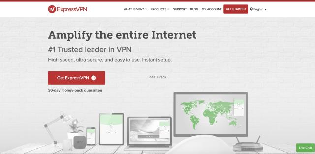 ExpressVPN 2020 Activation Key With Crack Free Download