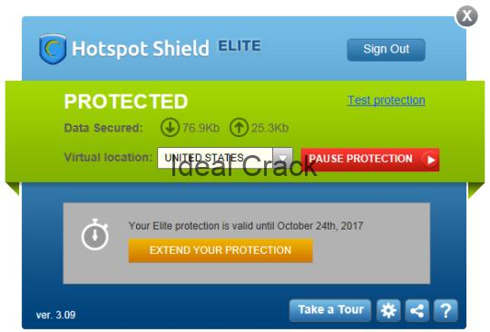 Hotspot Shield Elite 2020 Crack With Activation Key Free Download