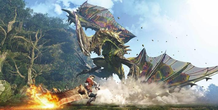 Monster Hunter World Crack With License Download - Install-Game