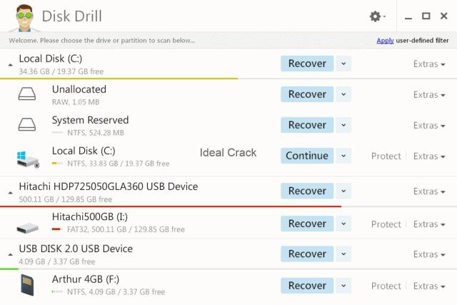 Disk Drill 2020 For Mac Activation Code With Crack Download