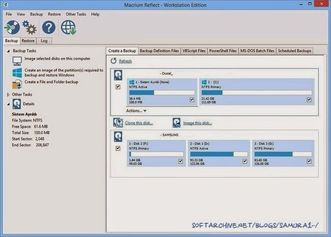 Macrium Reflect Crack With License Key Free Download