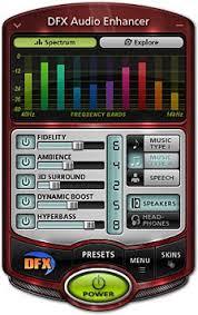 DFX Audio Enhancer Crack Plus Keygen Full New Version For PC