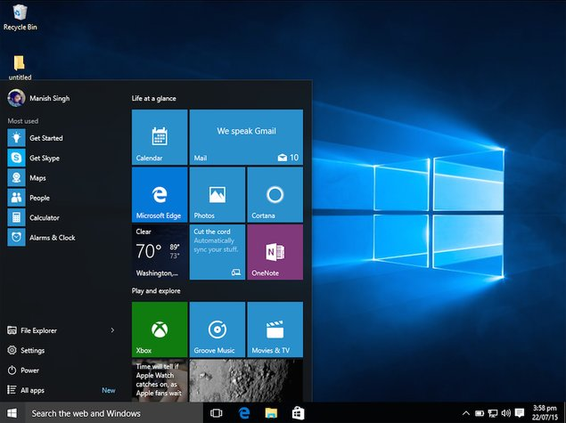 Windows 10 Pro Product Key With Crack 32/64 Bit Free Download