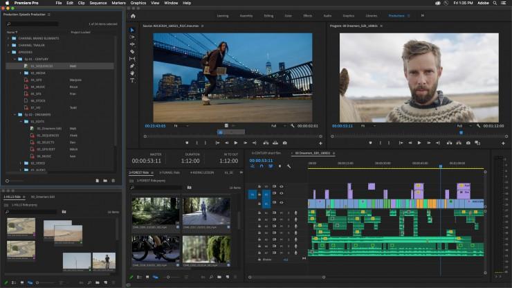 Adobe Premiere Pro CC 2021 v15.1.0.48 Crack Beta [Windows/Mac]