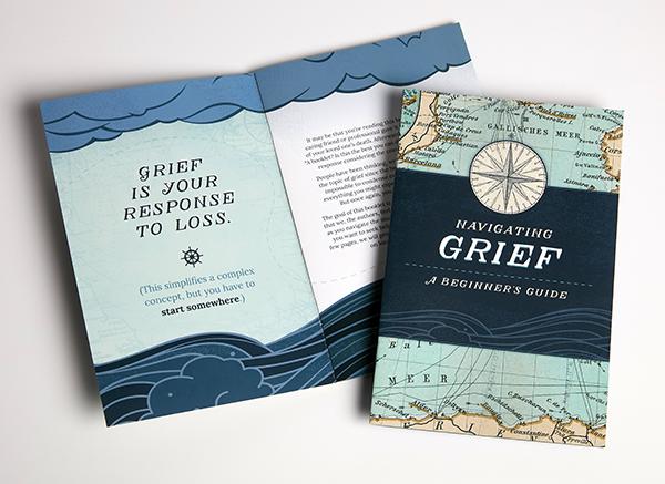 Navigating Grief brochure