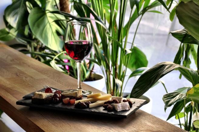 Riviera Kallio snacks and drinks