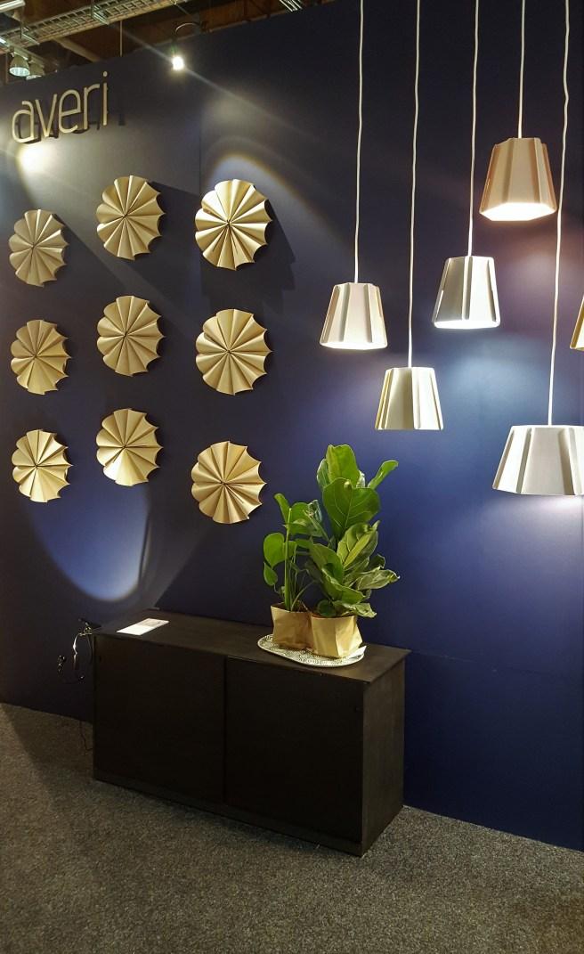 Habitare Averi lamppuja ja kelloja 2018