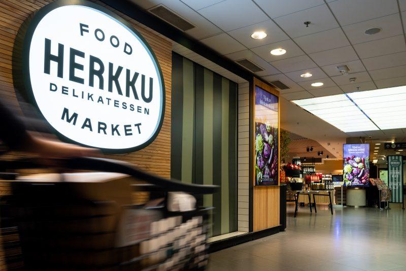 Suomen ensimmäinen Food Market Herkku avautui