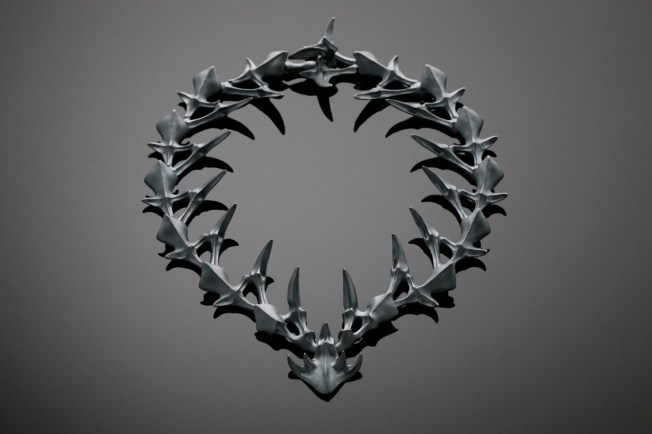 Tri- necklace, Eero Hintsanen. Image: Chao & Eero.