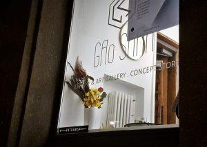 Gao Shan -korugallerian avajaisnäyttely.