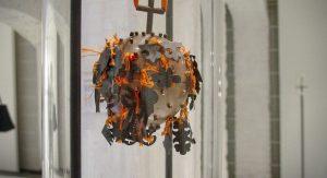 Ruudt Peters - Bron-näyttely Designmuseossa.