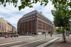Stockmann Helsingin keskustan tavaratalo. Kuva: Kenneth Luoto / Stockmann