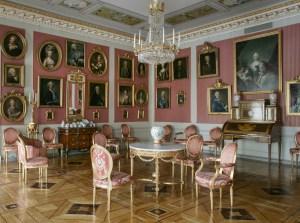 Gustavian Room - Sinebrychoff Art Museum Image: Arno de la Chapelle / Finnish National Gallery