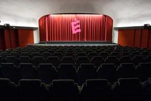 Kino Tapiola elokuvasali. Kuva: Claire Simon / Kino Tapiola