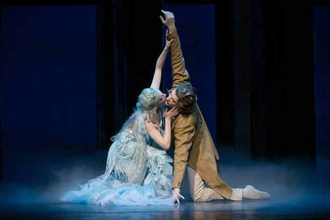 Prinsessa Ruusunen Baletti