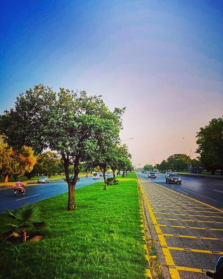beauty of islamabad Pakistan