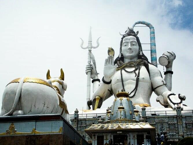 Shiva   Hanuman believe in God