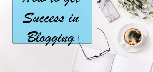 Success in Blogging