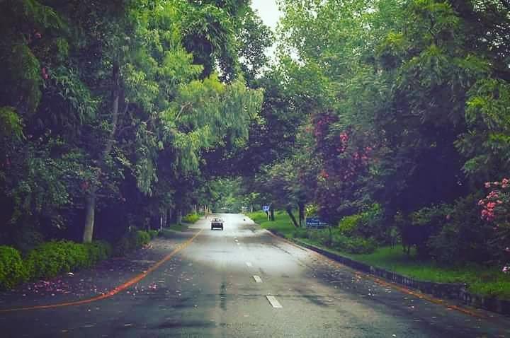 Beautiful Islamabad