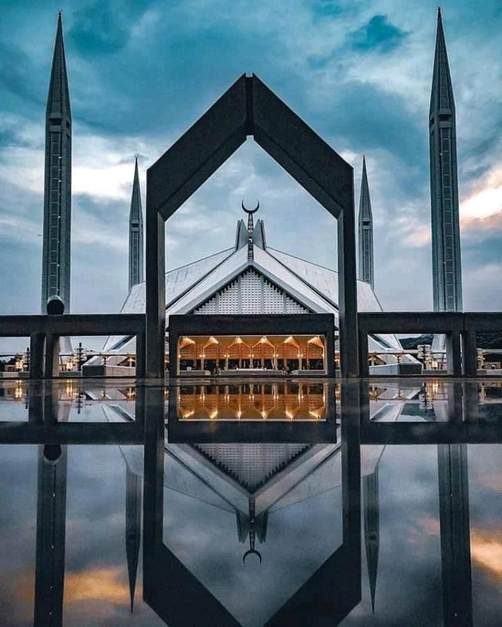 Faisal Masjid beauty