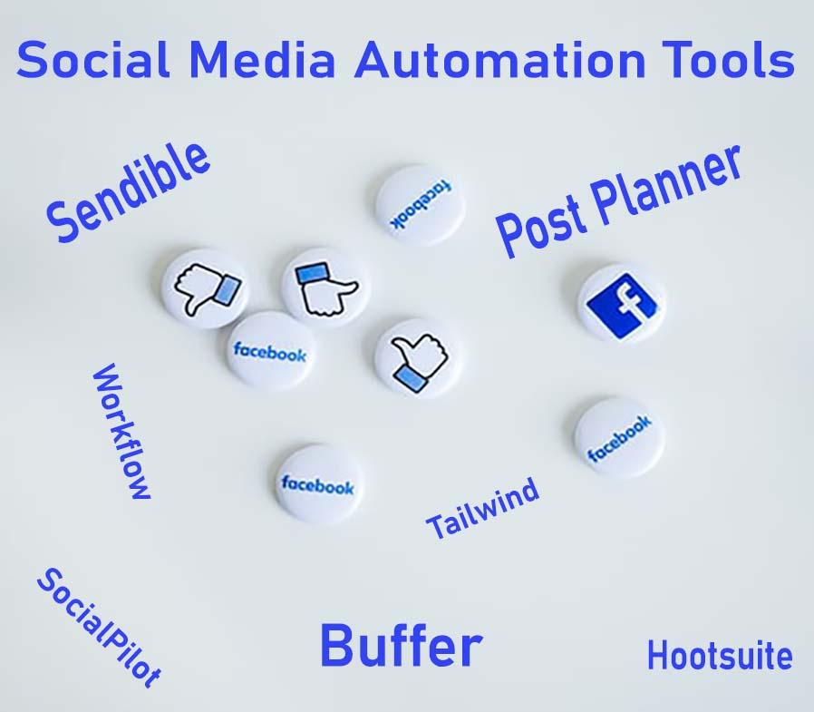 Social media automation
