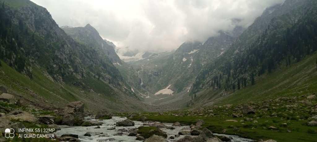 Katora Jheel kumrat valley