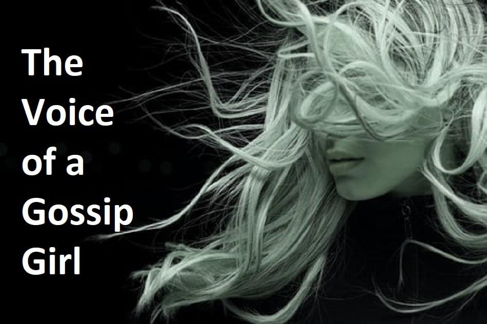 Voice of Gossip Girl