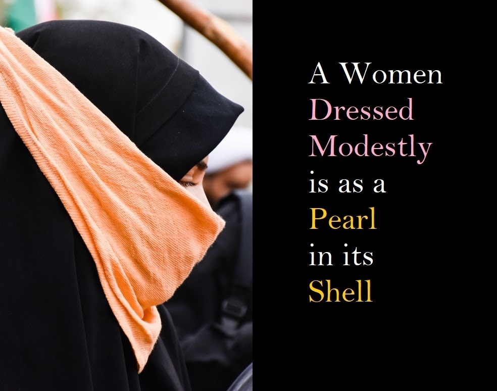 Modesty, Haya, Hijab
