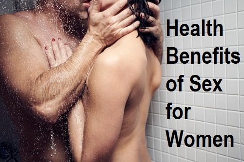 Health Benefits of Sex for Women