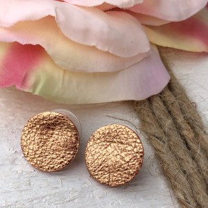 Apricot Gold Buttons Collection