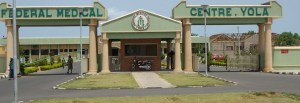 list of federal hospitals in Nigeria