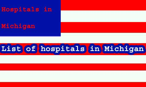 hospitals in Michigan