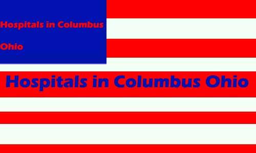 hospitals in Columbus Ohio