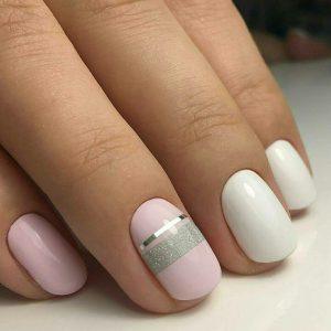 Дизайн круглых ногтей: фото лучших идей