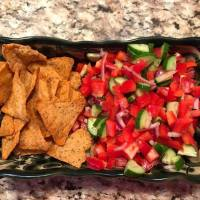 Sweet Chili Dorados & Pico de Gallo