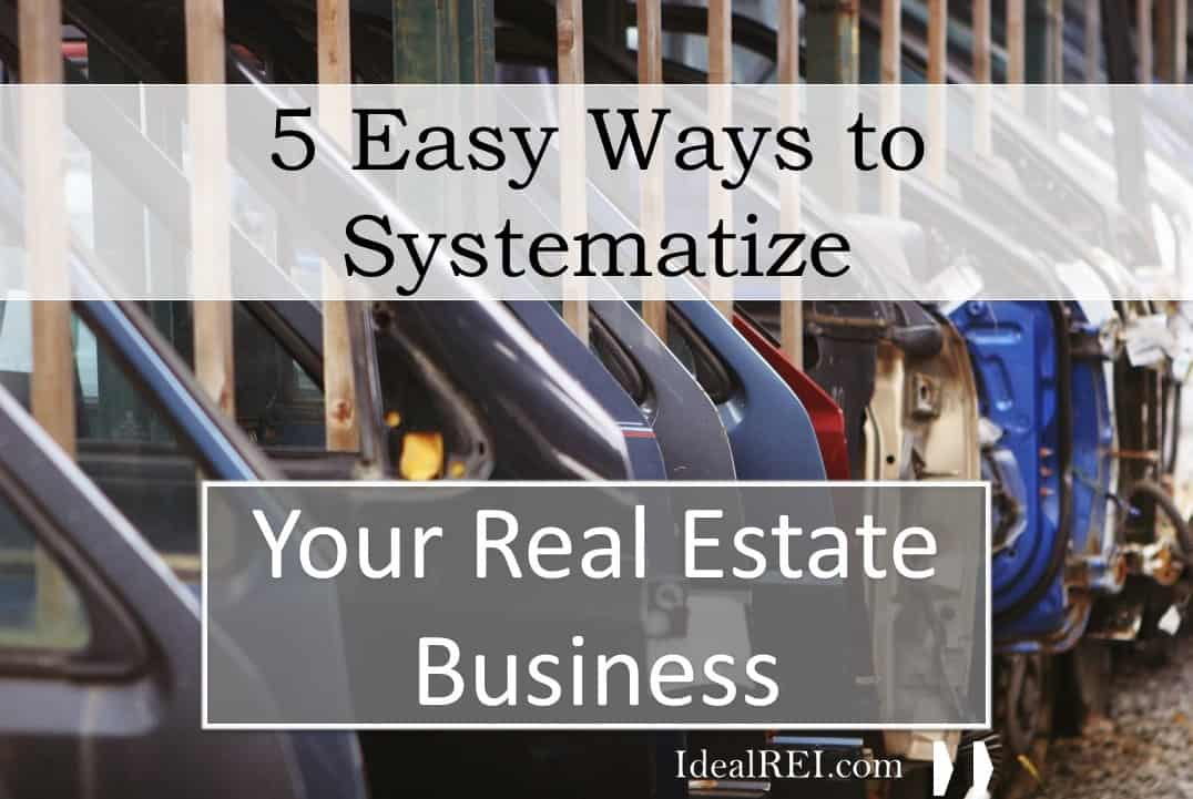 systematize your business