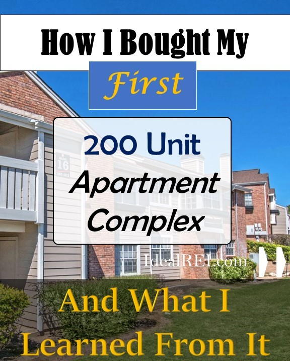 Apt Complex: How To Buy Your First Apartment