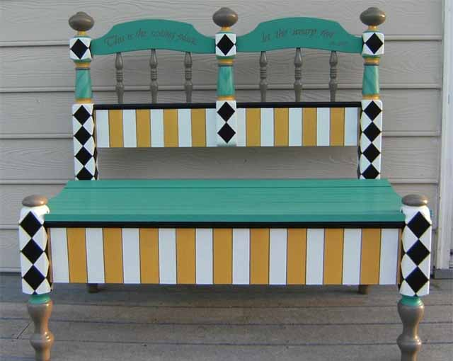 Terrific Making Garden Benches Diy Garden Bench For Garden Ocoug Best Dining Table And Chair Ideas Images Ocougorg