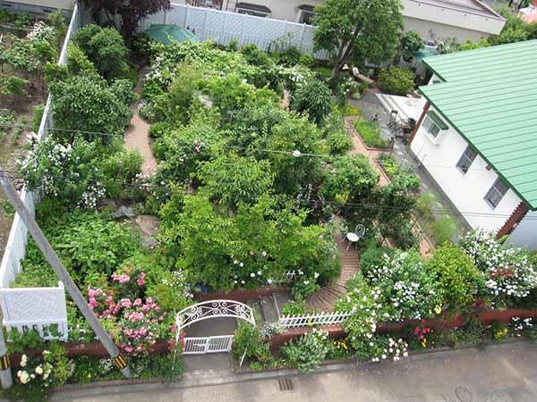 สวนและสวนทำด้วยตัวเอง