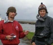 Steven Speldewinde and Eric Zirgulis - FishTwits Founders
