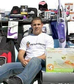 Giancarlo Massaro - Entrepreneur and Founder of AnyLuckyDay