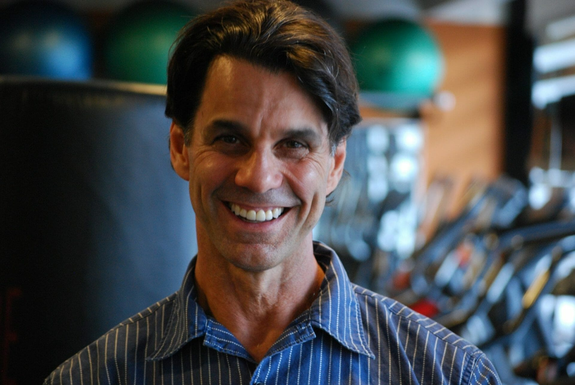 Jon Jon Park - CEO and Founder of Legacy Gym