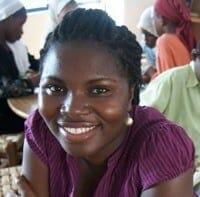Deborah Ahenkorah - Founder of the Golden Baobab Prize