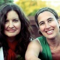 Andrea Scher and Jen Lemen - Co-creators of Mondo Beyondo