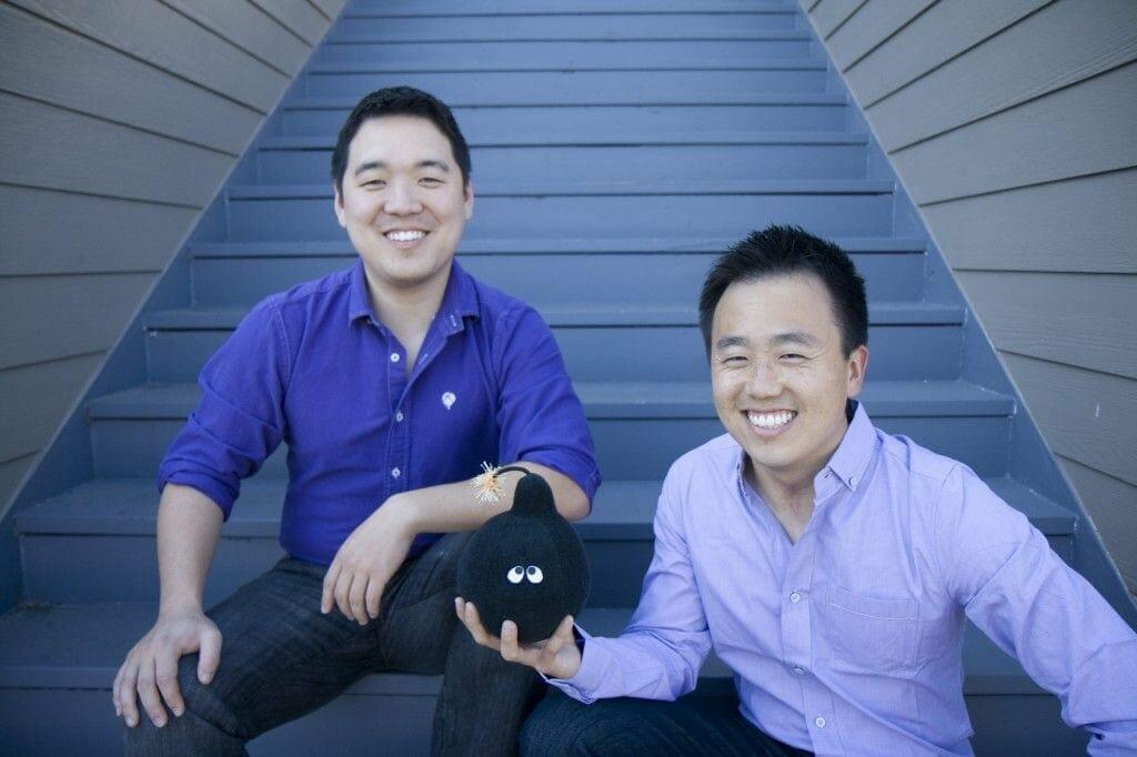 Jason Kim and Bernie Yoo - Co-Founders of Bombfell