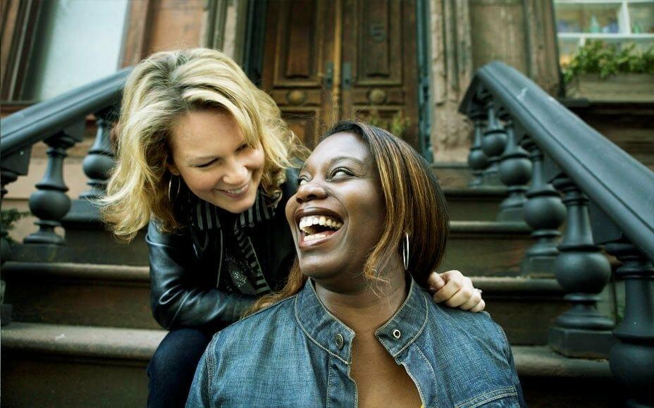 Katrina Carroll-Foster and Tracey Solomon - Founders of Hoseanna