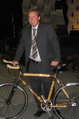 Vaughn Spethmann - Co-founder of Zambikes